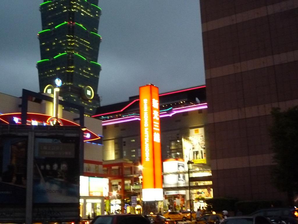 台北101 信義新都心 20120503