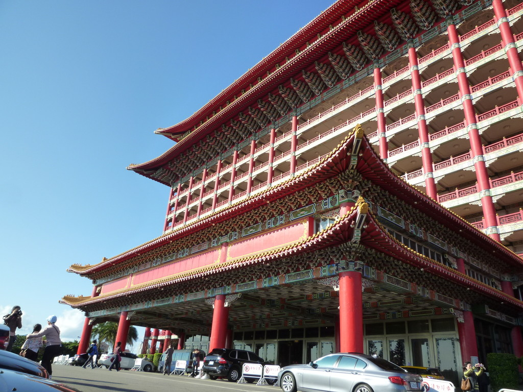 圓山大飯店 グランドホテル(The Grand Hotel) 20120203